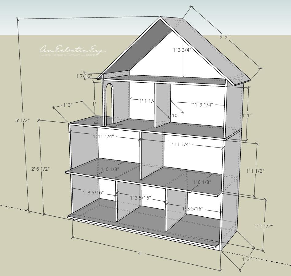 Dollhouse Diagram