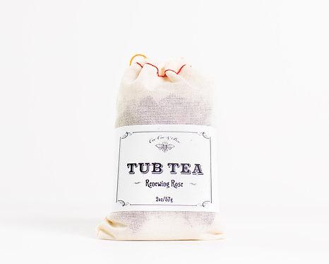CeeCee & Bee Renewing Rose Tub Tea