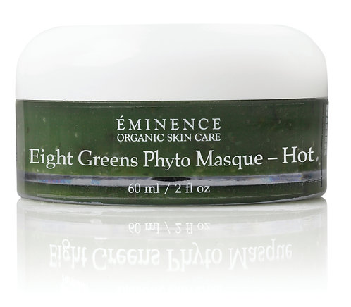 Eight Greens Phyto Masque- Hot