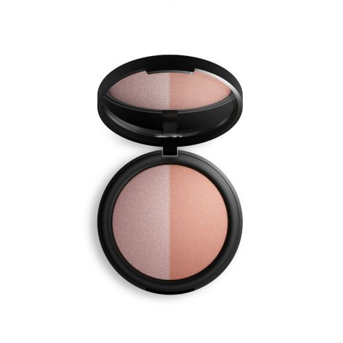 Baked Mineral Blush Duo- Pink Tickle