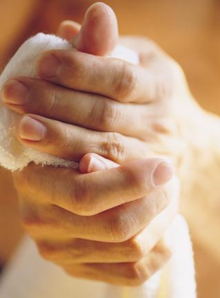 Pesky Dry Winter Hands | What Do I Do?