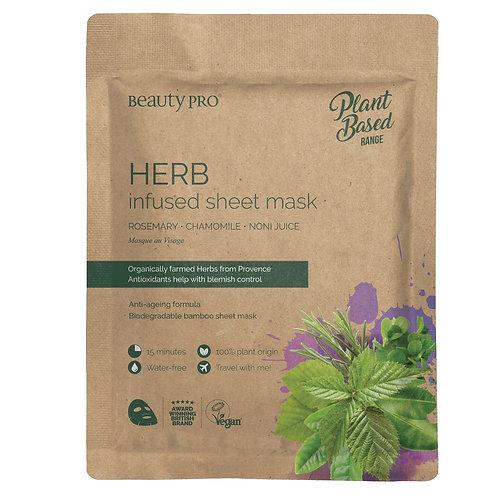 Herb Sheet Mask