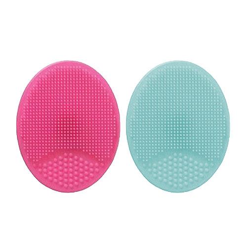 2 Silicone Facial Scrubbers