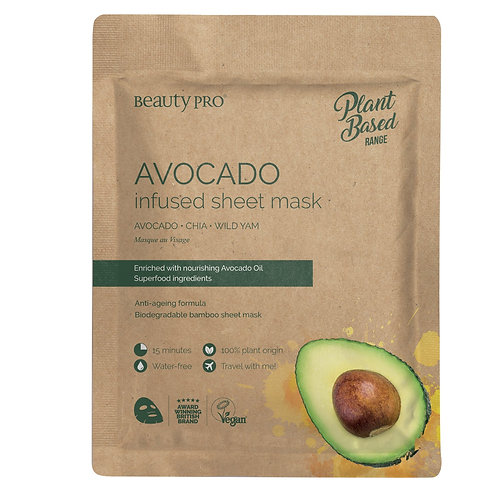 Avocado Infused Sheet Mask