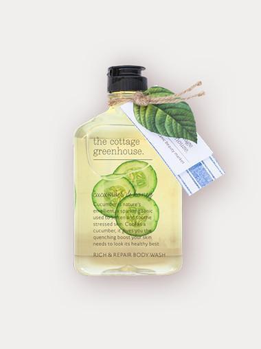 Cucumber & Honey Rich & Repair Body Wash