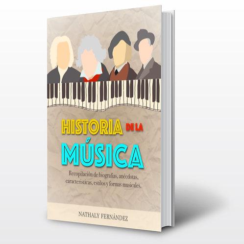 Historia de la música (Versión eBook)