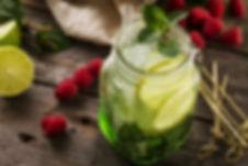 green natural juice