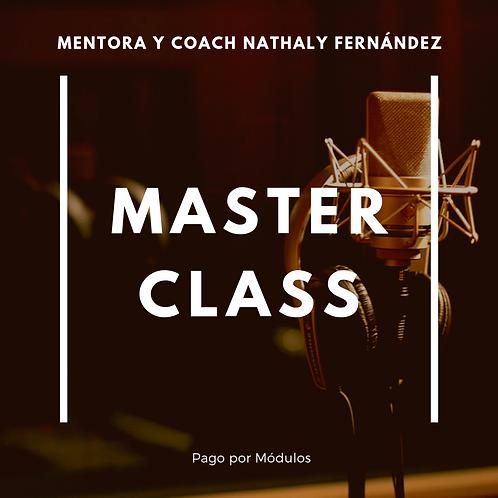 MasterClass Personalizada
