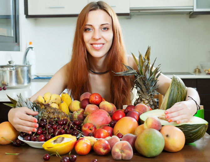 5 things that happen to your body when you do not eat fruits or vegetables
