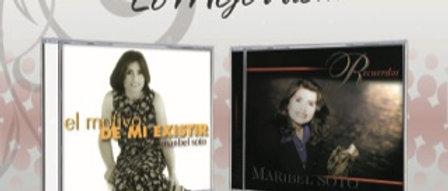 Lo mejor de Maribel Soto (Pista)