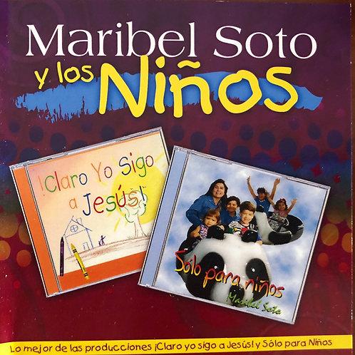Maribel Soto y los niños