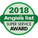 2018 Super Service Award! 10 Years Running - Garage Doors in Miami