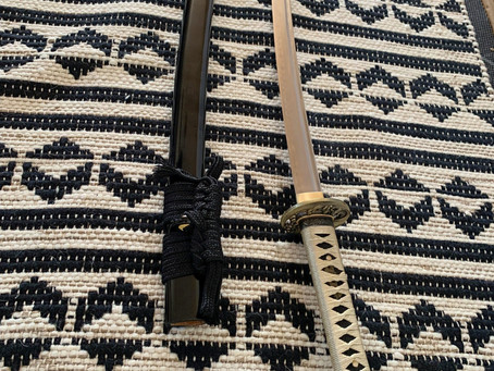 Why I Have A Sword