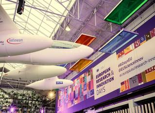 Antares E2 - eye-catcher on EU Research & innovation days