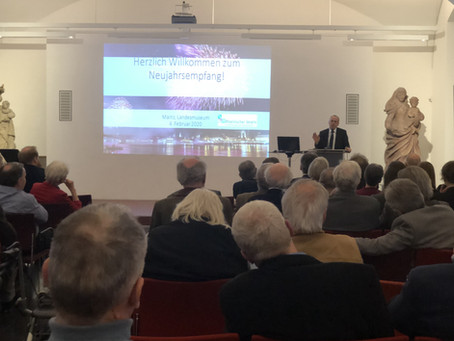 Vorstellung 3D Aufnahmen der Burgen des Rheinischen Vereins für Denkmalpflege und Landschaftsschutz