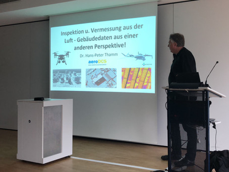 Vortrag Dr. Hans-Peter Thamm auf den Bautagen 2020 in Koblenz