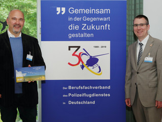 Police Air Services: Shaping the future together in the present - 30 years BFPP