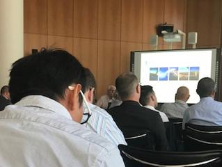 Antares E2 on RPAS 2018 in Bonn