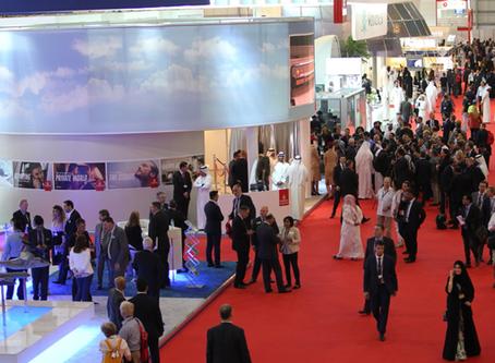 AeroDCS auf der Dubai Airshow 2019