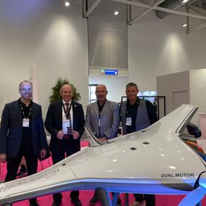 AeroDCS stellt neues UAV auf der Intergeo vor