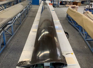 Wing 1 production completed