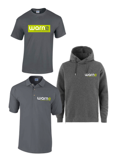 WARNE ELECTRICAL SOLUTIONS: CLOTHING