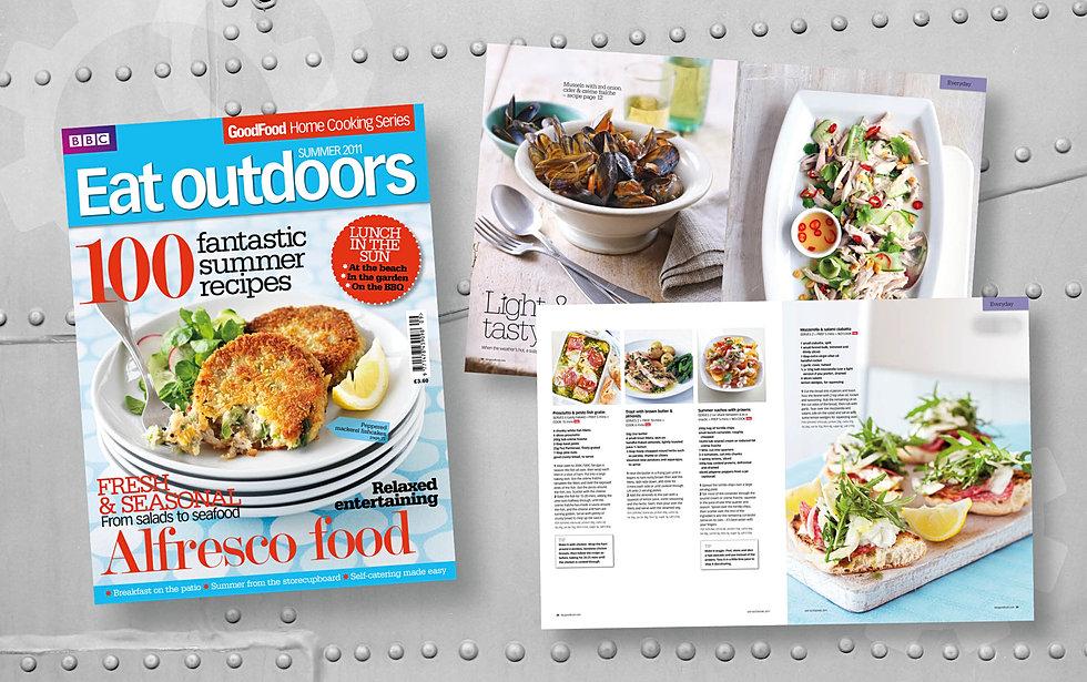 Duke design works bbc good food bbc good food eat outdoors magazine forumfinder Image collections