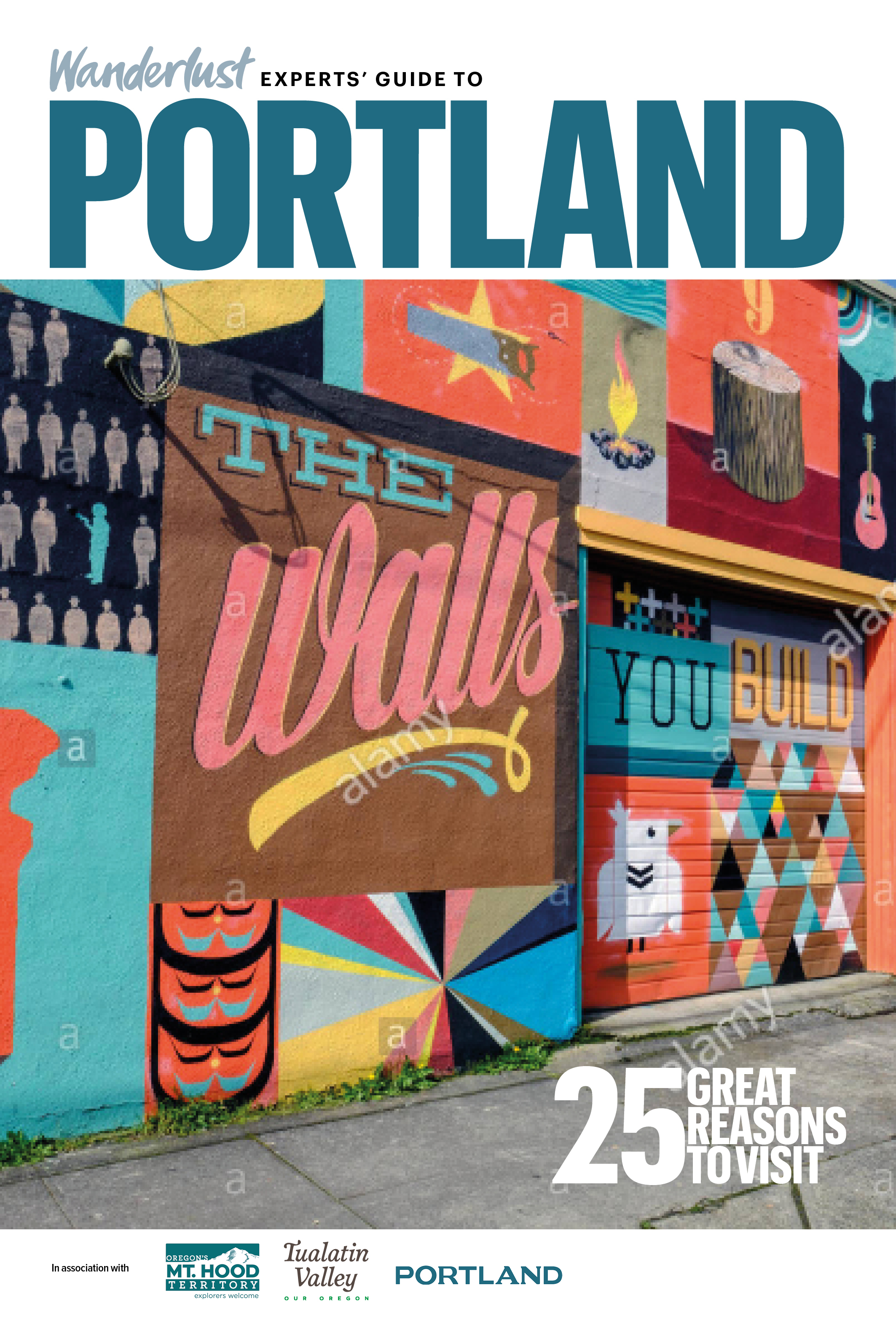 WANDERLUST: PORTLAND SUPPLEMENT COVER