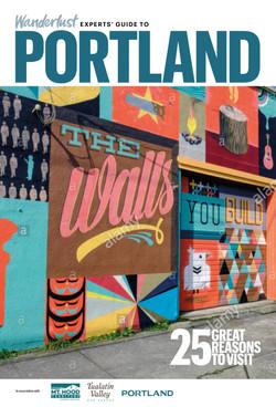 WANDERLUST: PORTLAND SUPPLEMENT COVER