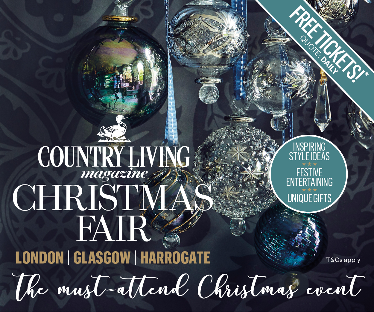 COUNTRY LIVING FAIR: ESHOT