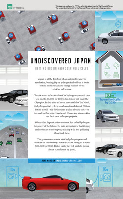 ALPHA GRID:  NIKKEI ADVERT FOR THE FINANCIAL TIMES