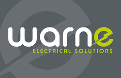 WARNE ELECTRICAL SOLUTIONS: BUSINESS CARD DESIGN