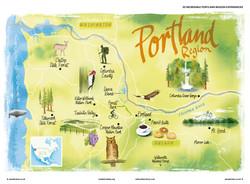 WANDERLUST: PORTLAND SUPPLEMENT MAP DESIGN
