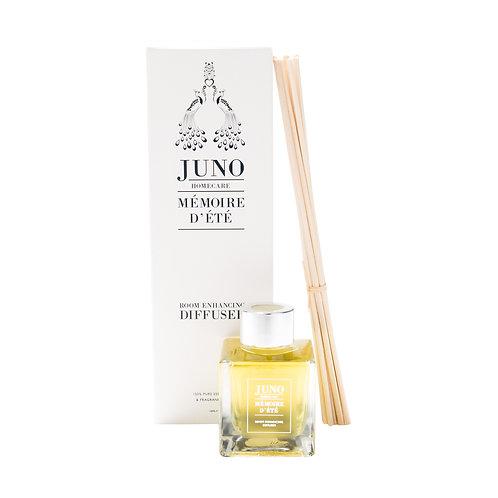 Juno Homecare Mémoire D'été Room Enhancing Diffuser - 100ml