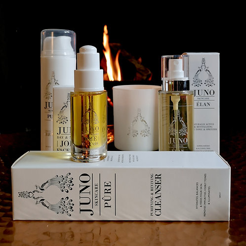 Christmas Cleanse, Tone and Moisturise GiftSet
