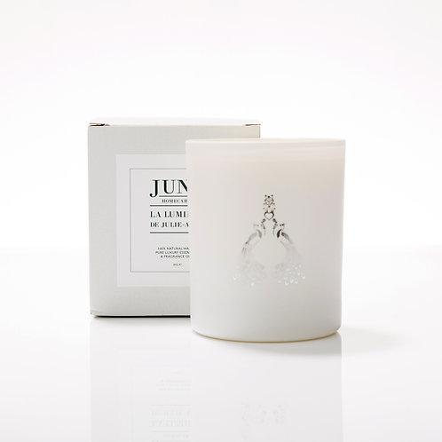 Juno Homecare La Lumiere de Julie-Anne Luxury Candle - 20cl