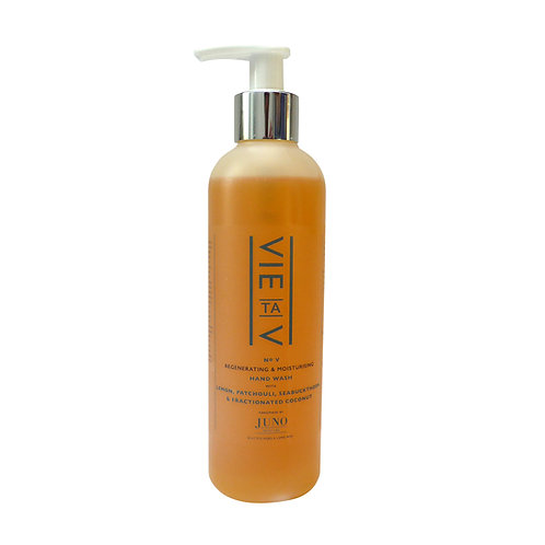 No. V. Regenerating & Moisturising Hand Wash - 250ml & 100ml