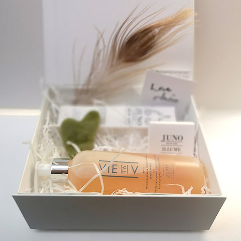 Christmas Healing Hands & Lips Gift Box - Free Gift & Wrapping