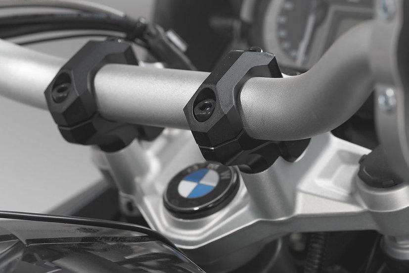 SW-MOTECH Lenkerverlegung um 25mm und Erhöhung um 32mm