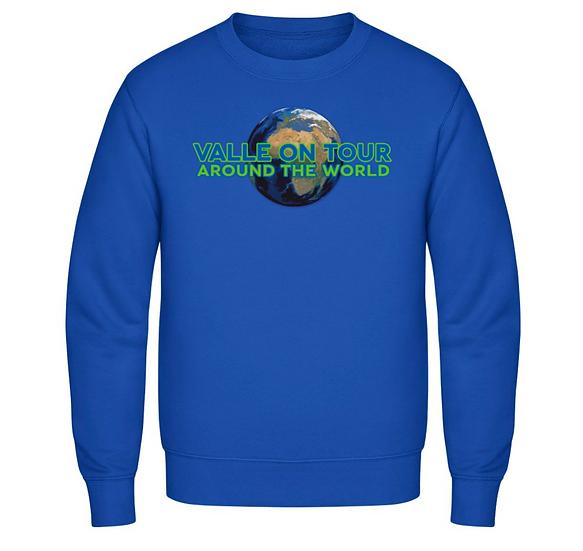 Valle on Tour Sweatshirt für Männer