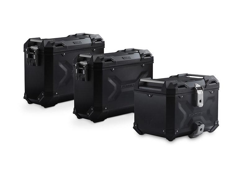SW-MOTECH Adventure-Set Gepäck für BMW R 1200/1250 GS LC Adventure