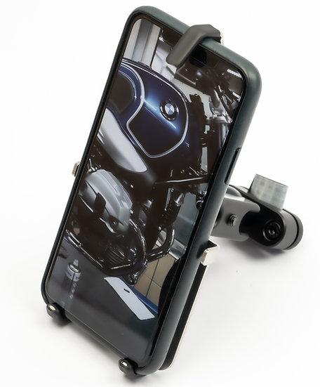 Smartphone-Halterung aus Edelstahl