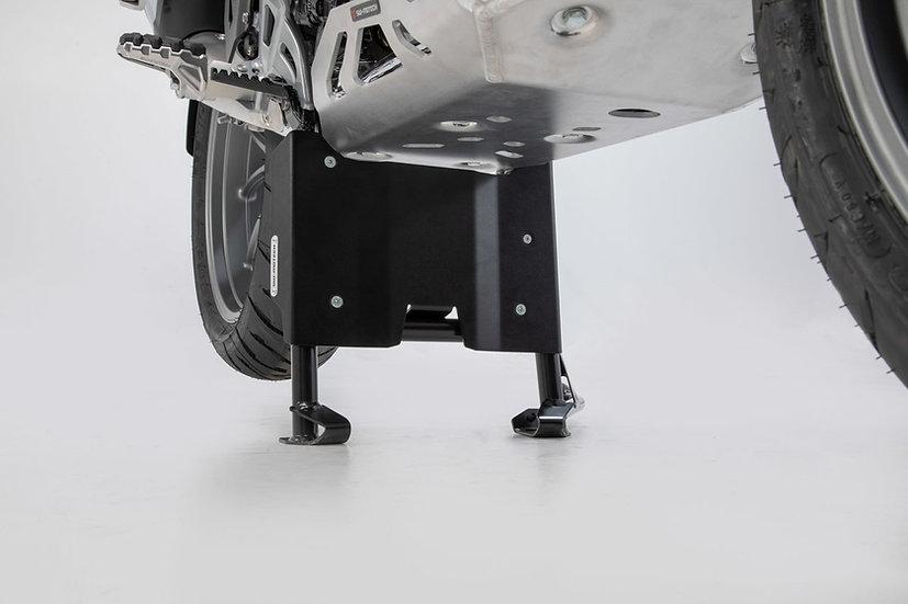 SW-MOTECH Motorschutz-Verlängerung am Hauptständer