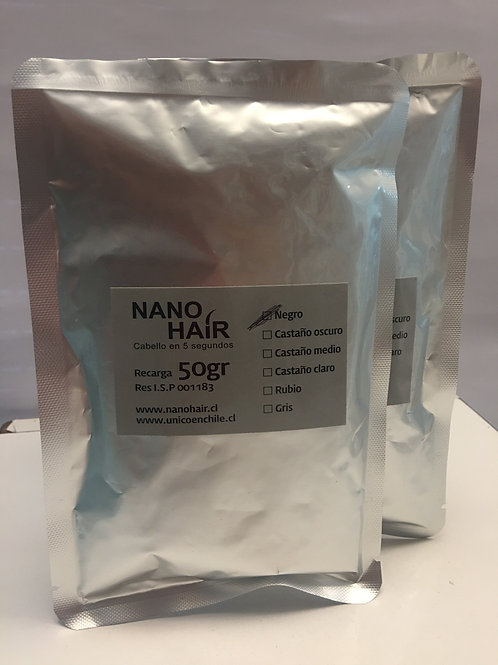 Repuesto NANO HAIR 50grs