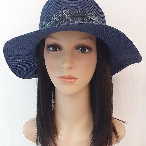 Sombrero de Verano Azul