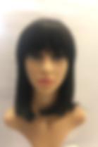 Peluca Melena de Kanekalon $ 26.900