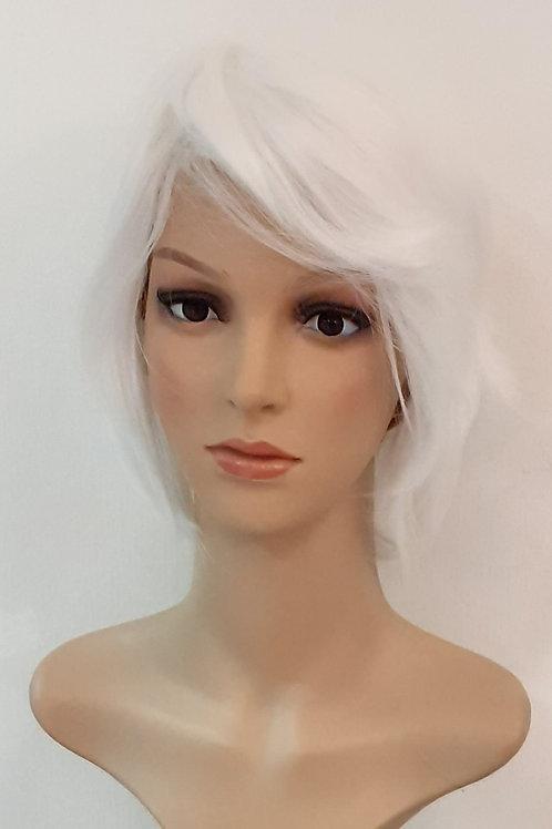 Peluca Kanekalon Fanny Blanco
