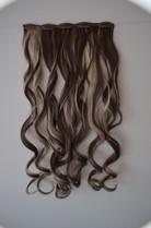 extensiones de pelo, cortinas y moños
