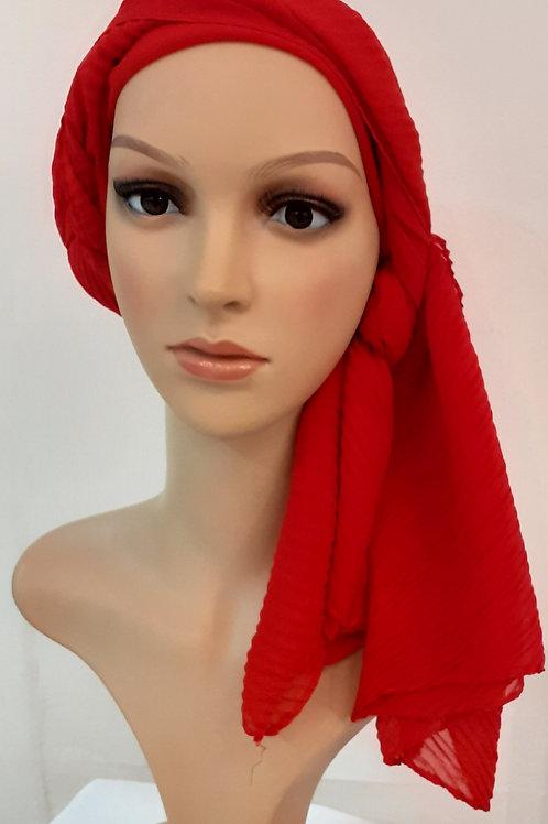 Pañuelo Liso Rojo