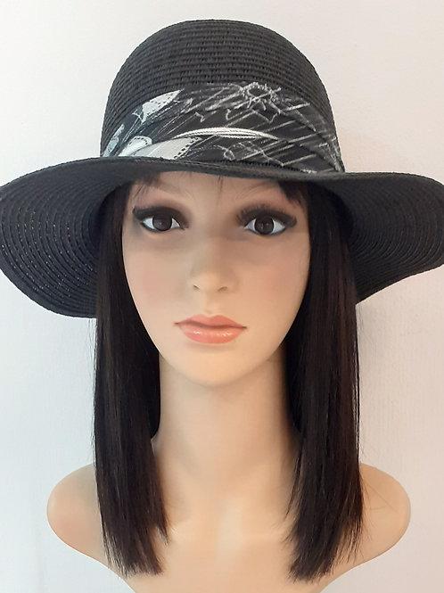 Sombrero de Verano Negro